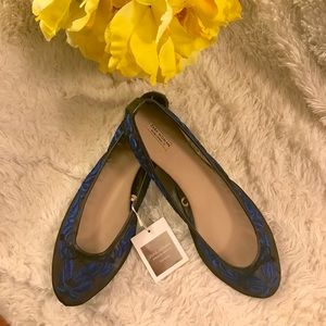 NWT Zara Woman Ballet Flats 40/9